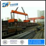 Ímã de elevação industrial para a elevação dos toletes de aço com formato retangular MW22-9065L/1