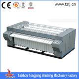 Rouleaux double Blanchisserie vapeur/Machine Ironer chauffant électrique CE & SGS