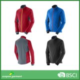 Куртка Softshell оптовой продажи прямой связи с розничной торговлей фабрики водоустойчивая