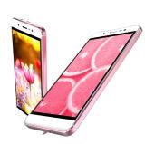 "5 "" 4G 지능적인 이동 전화, Unibody 합금 CNC 유숙 7.8mm 130g Slimbody 의 지문, 2+16g 13MP 사진기, 4G 지능적인 전화, 셀룰라 전화, 환영받은 OEM/ODM/CKD 순서"