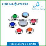 Indicatori luminosi subacquei della piscina LED o indicatori luminosi del raggruppamento dei posti adatti