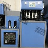 Máquina semi-automática de moldagem de sopro para garrafa de plástico