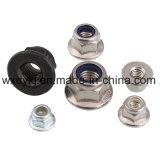La norme DIN 6923 l'écrou à embase en acier inoxydable 316