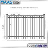 Los paneles de cerco de aluminio duradero