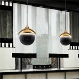 Italian Modern Style Iron LED During Lighting for Indoor Decoration