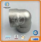 90のDegの肘Swの肘(KT0529)を造る造られたステンレス鋼