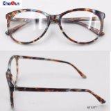 Bâtis optiques de lunettes de mode en acétate Kf1257