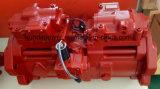 Pompa hydráulica de K3V112DTP (9C) para el excavador de la tonelada 20-30