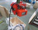 Carretilla eléctrica de 2 toneladas para el alzamiento de elevación de cadena