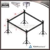 Квадратная ферменная конструкция земной поддержки подъема ферменной конструкции