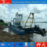 Dragueur de dragage d'aspiration de coupeur de fleuve de sable approuvé d'OIN (KDCSD200)