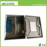 Cabinet de raccordement à la fibre optique à l'extérieur de haute qualité 576 Cores