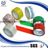 lacre BOPP del cartón de 48m m pila de discos la cinta adhesiva
