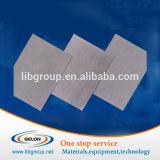 Gomma piuma del nichel della batteria per l'elettrodo dell'anodo della batteria di NiMH