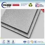 Gomma piuma del laminato EPE del di alluminio del materiale di isolamento della costruzione
