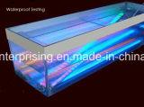DMX RGB a todo color del LED Protección de guías de luces