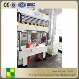 Máquina de vulcanización de goma de la prensa del azulejo de suelo de la eficacia alta