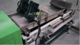 La máquina de reciclaje plástica del plástico remuele las máquinas del granulador