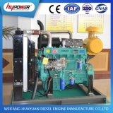 De Dieselmotor R6105izld van Ricardo 132kw/180HP van de Prijs van de fabriek met Gekoelde het Water van 6 Cilinder