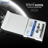 Seego 유리제 지구를 가진 거대한 수증기 Vhit 빙하 +Battery 장비 왁스 기화기