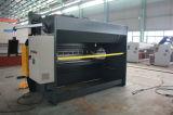Presionar el freno, carpeta hidráulica del CNC
