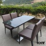 Tabelle di pranzo solide del quadrato del ristorante della superficie 700mm