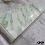 Lajes de superfície contínuas acrílicas de Corian para o material de construção