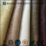 Cuoio del PVC del tessuto di tessile per il sofà sezionale/sofà di svago