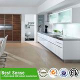 Европейский стиль меламина MFC кухонные шкафы