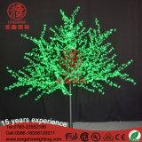 Outdoor LED Cherry Blossom Lights de decoração de árvores para casamento de fadas