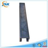 Гальванизированная цинком сталь канала стального конструкционные материал холодная сформированная