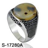 Argento d'imitazione 925 dell'anello dei monili