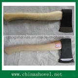 Ax оборудование ручного инструмента углеродистой стали Ax с деревянной ручкой