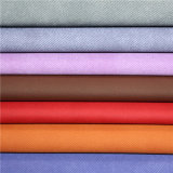Alto resistente a la abrasión de moda de cuero sintético PU Casual muebles del sofá