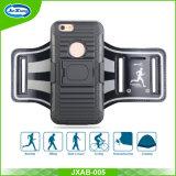 Openlucht Sport die de Weerspiegelende Mobiele Armband van het Geval van de Telefoon voor iPhone in werking stellen 6/7/6 Plus/7 plus