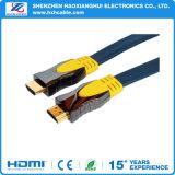Горячее сбывание 5FT Braided HDMI к кабелю HDMI