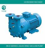 Yhzkb Yulong Sk-4.5D 7.5kw Gleichstrom-einzelnes Stadiums-flüssige Ring-VakuumMikroluftpumpe für Verkauf