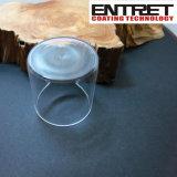 Het Synthetische Kwarts die van de hoge Zuiverheid de Transparante Smeltkroes van het Glas van het Kwarts met een laag bedekken