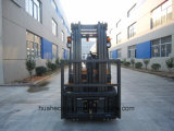 3.0Ton Gasolina / LPG Dual Fuel Forklift Truck com motor chinês (HH30Z-BY1-GL)
