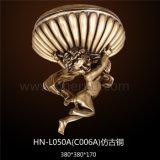 PU tallados Corbel y soporte de la decoración de interiores Hn-L050A/B