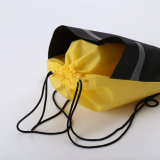선전용 의복 선물 사려깊은 줄무늬 비 길쌈된 직물 졸라매는 끈 부대