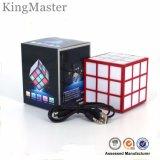 Kundenspezifischer beweglicher drahtloser magisches Quadrat-Würfel-Minilautsprecher