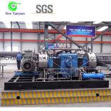 compresor del diafragma del gas del gas de hidrógeno de la capacidad 1000nm3/H H2