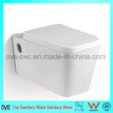 Bacia de toalete sanitária do Wc de Rússia dos mercadorias de Foshan