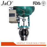 Válvula de control de diafragma de regulación de presión neumática