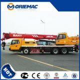 Sany 판매를 위한 싼 트럭 기중기 50 톤 Stc500 유압 기중기