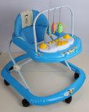 Faltbare 360 Grad-drehende Baby-Wanderer-Spaziergänger-Träger mit Spielwaren