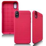 Neue Art für Telefon-Kasten des iPhone Zubehör Netto-PUNKT Korn-TPU für iPhone 8/8 Plus-/iPhone X