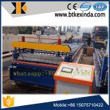 Hoja de techos de metal C10 que forma la máquina