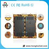 A elevação refresca o indicador video interno da placa do diodo emissor de luz da parede de 2600Hz P2.5
